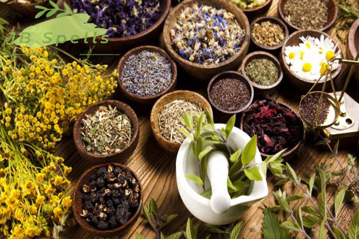 Herbs for full moon rituals